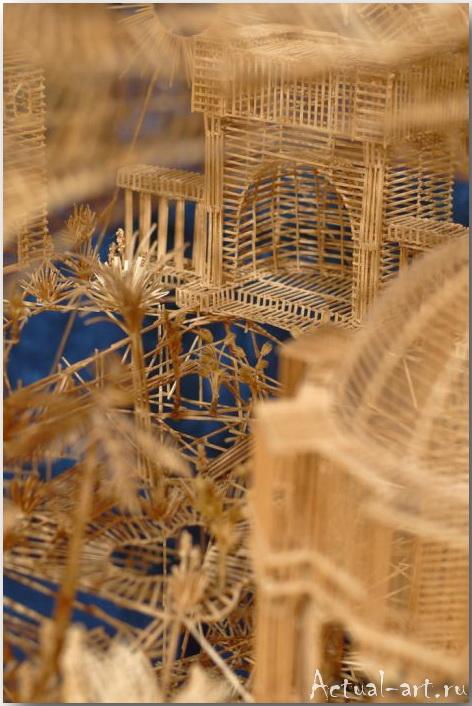 Скотт Вивер (Scott Weaver)_Sculpture_21