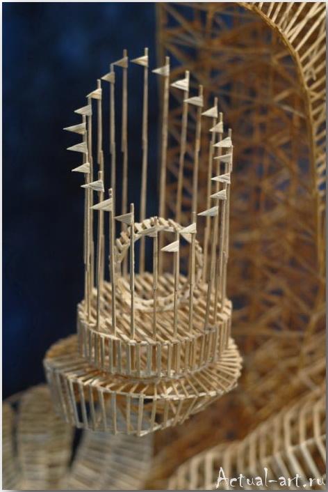 Скотт Вивер (Scott Weaver)_Sculpture_22