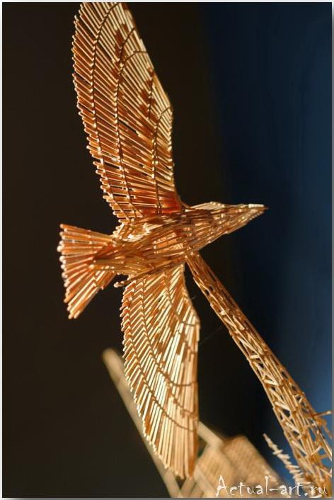 Скотт Вивер (Scott Weaver)_Sculpture_23