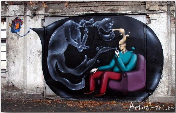 Владимир Манжос и Алексей Бордусов_Interesni Kazki_Street-art_07