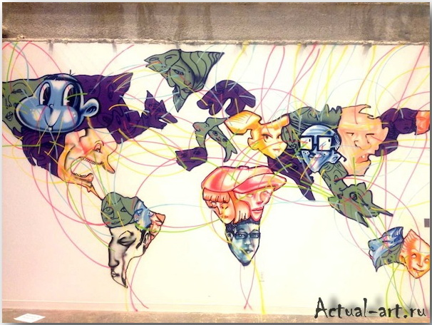 Дэвид Чо (David Choe)_facebook_artwork_03
