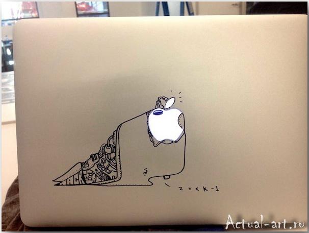 Дэвид Чо (David Choe)_facebook_artwork_13