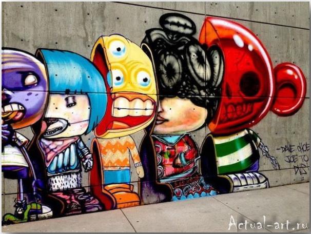 Дэвид Чо (David Choe)_facebook_artwork_17