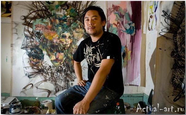 Дэвид Чо (David Choe)_facebook_artwork_20