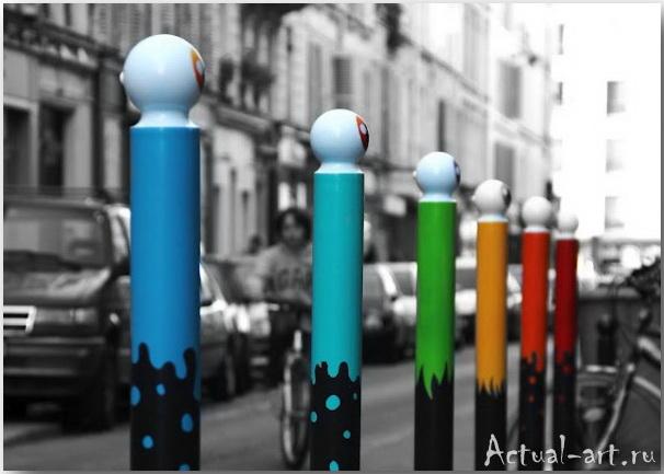 Уличный художник CyKlope_Street-art_01