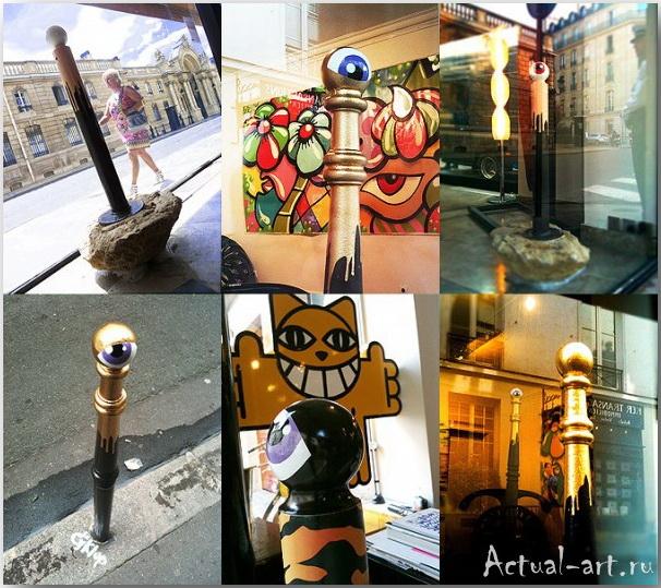 Уличный художник CyKlope_Street-art_03