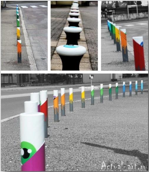 Уличный художник CyKlope_Street-art_09