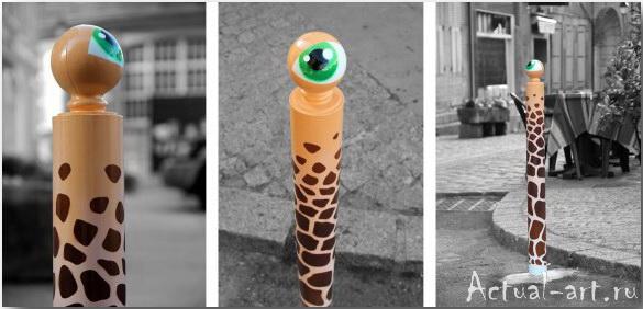 Уличный художник CyKlope_Street-art_11