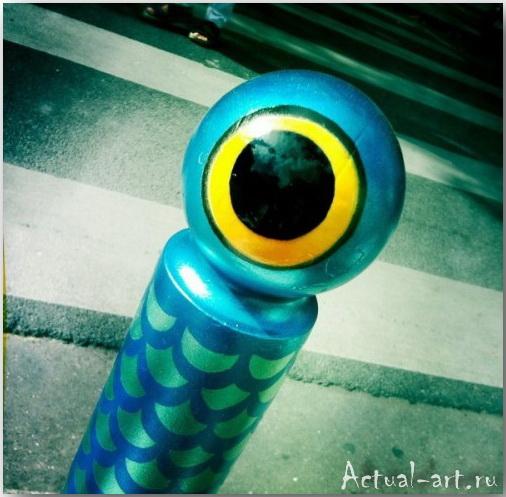 Уличный художник CyKlope_Street-art_21