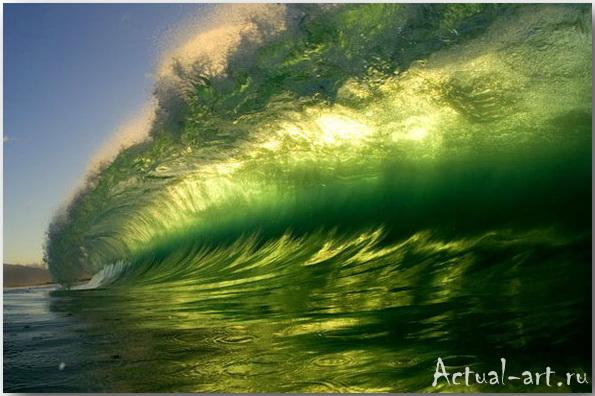 Clark Little: с объективом на гребне волны