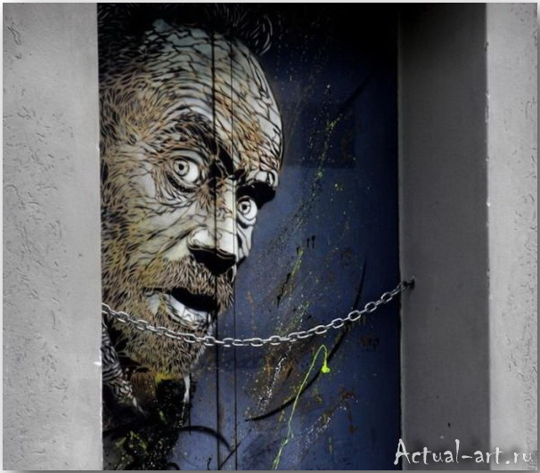 Кристиан Гуеми (Christian Guemy)-Street-art_02
