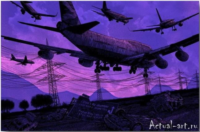 Daniel Danger: ужас летящий на крыльях ночи