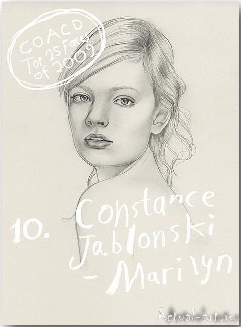 Constance Jablonski__Дженни Мертселл (Jenny M?rtsell)_art_Живопись_10