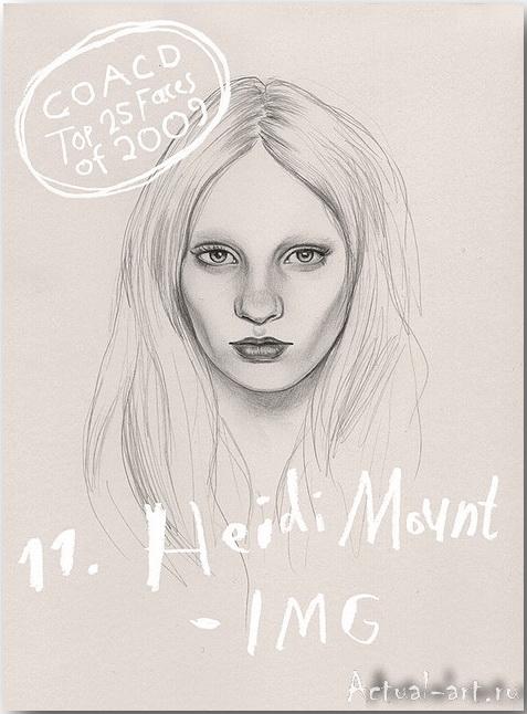 Heidi Mount__Дженни Мертселл (Jenny M?rtsell)_art_Живопись_11
