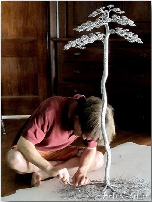 Кевин Айрис (Kevin Iris)_Sculpture_14