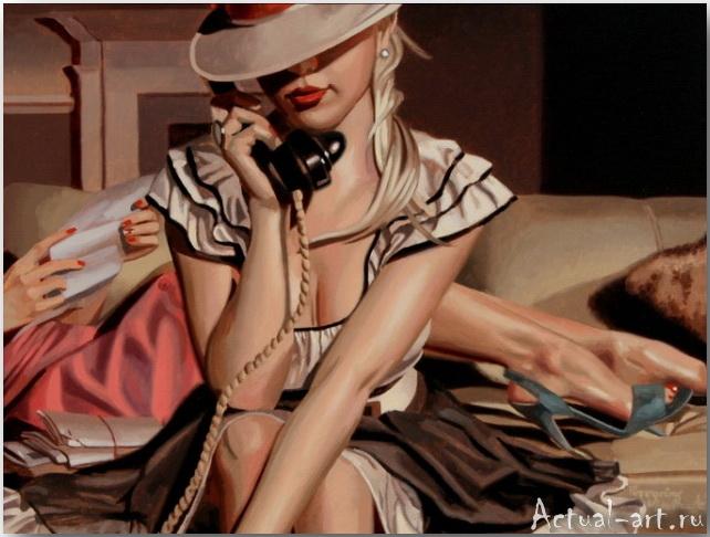 Перегрин Хиткот (Peregrine Heathcote)_art_Живопись_04