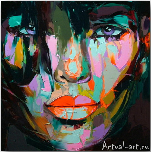 Франсуаза Нилли (Francoise Nielly)_art_Живопись_06