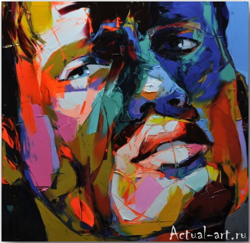 Франсуаза Нилли (Francoise Nielly)_art_Живопись_12