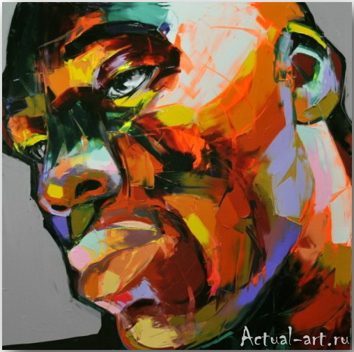 Франсуаза Нилли (Francoise Nielly)_art_Живопись_13