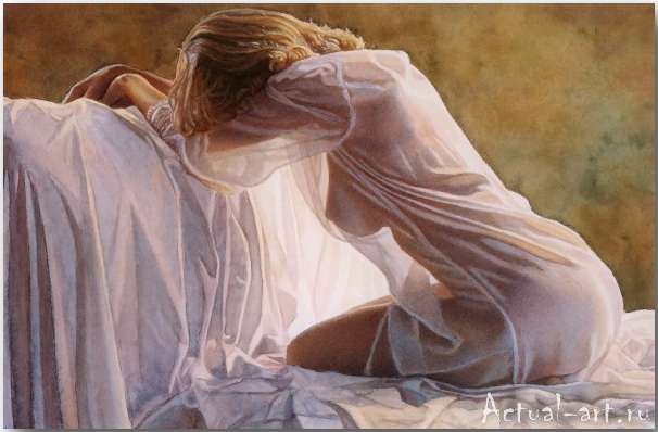 Стив Хэнкс (Steve Hanks)_art_Живопись_09