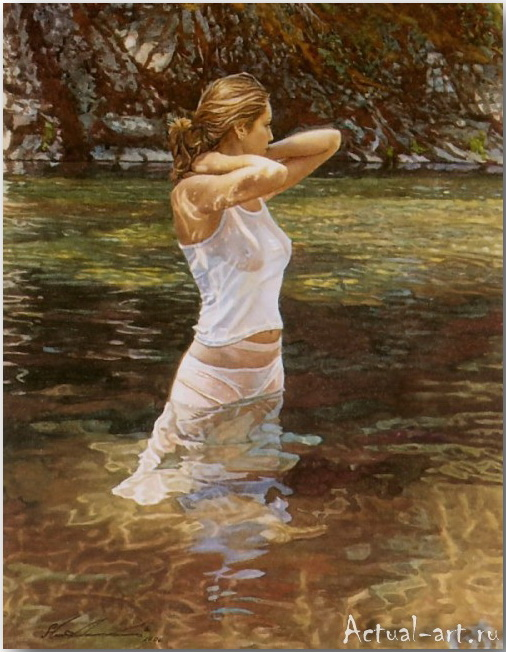 Стив Хэнкс (Steve Hanks)_art_Живопись_14