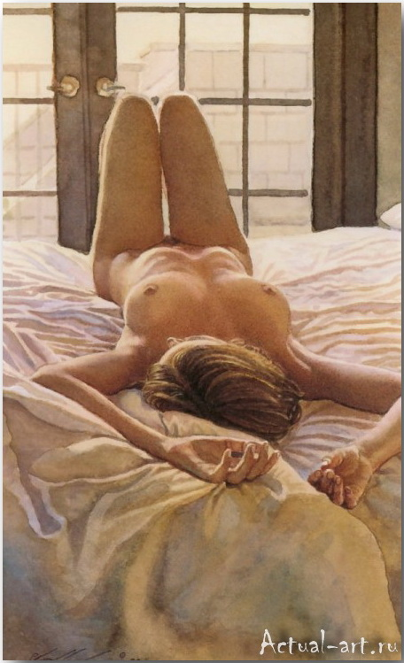 Стив Хэнкс (Steve Hanks)_art_Живопись_16