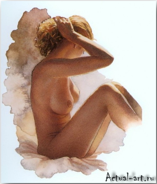 Стив Хэнкс (Steve Hanks)_art_Живопись_17