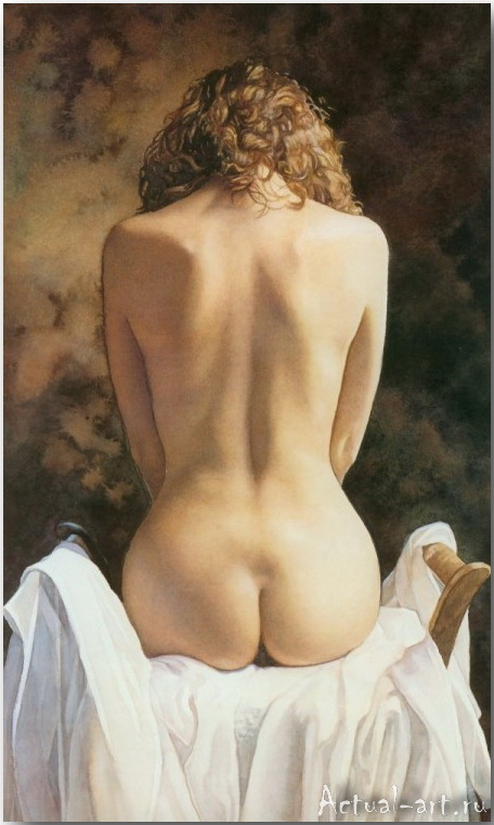 Стив Хэнкс (Steve Hanks)_art_Живопись_20