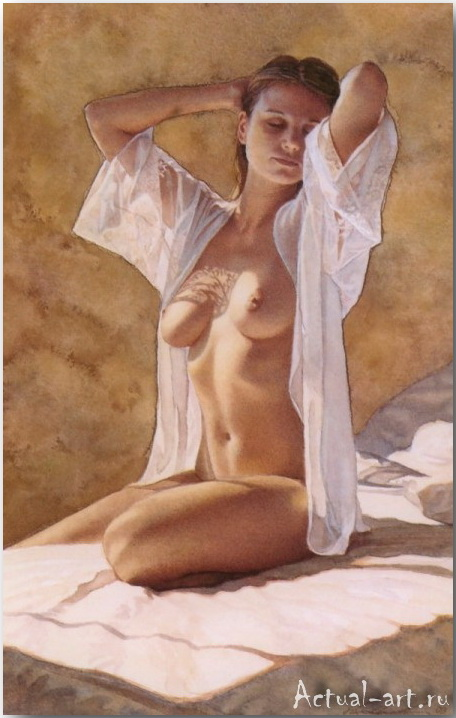 Стив Хэнкс (Steve Hanks)_art_Живопись_21