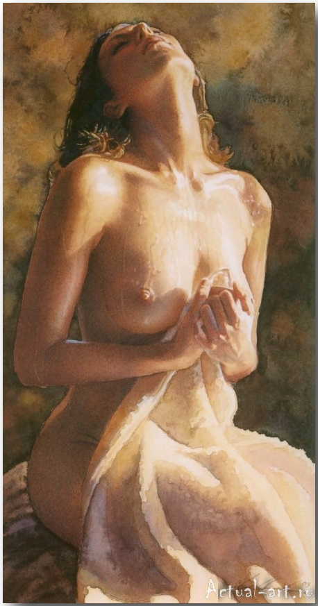 Стив Хэнкс (Steve Hanks)_art_Живопись_24