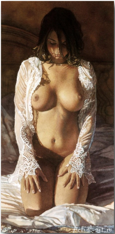 Стив Хэнкс (Steve Hanks)_art_Живопись_25