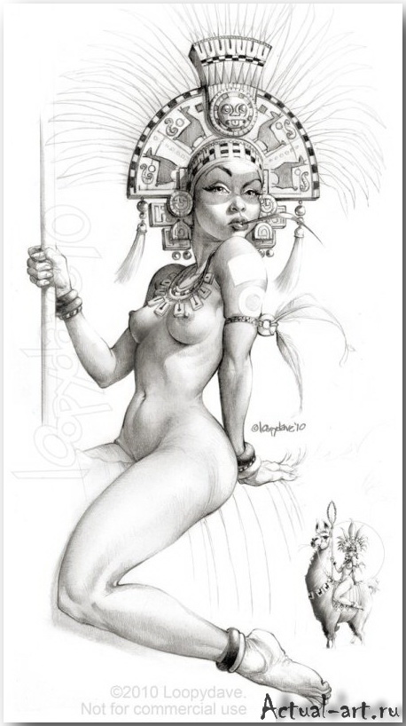 Дэвид Дунстан (David Dunstan)_illustration_10
