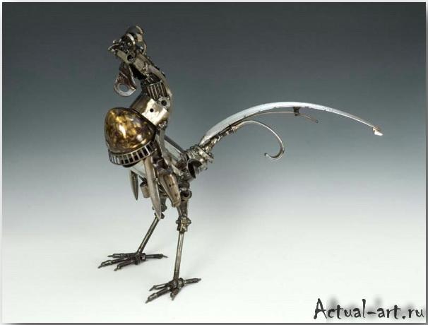 Джеймс Корбетт (James Corbett)_Sculpture_03