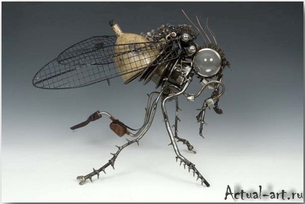 Джеймс Корбетт (James Corbett)_Sculpture_11