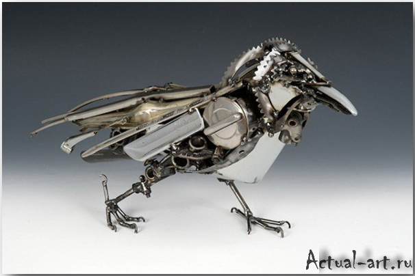 Джеймс Корбетт (James Corbett)_Sculpture_12