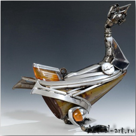 Джеймс Корбетт (James Corbett)_Sculpture_18