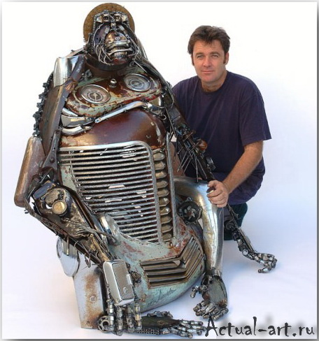 Джеймс Корбетт (James Corbett)_Sculpture_21