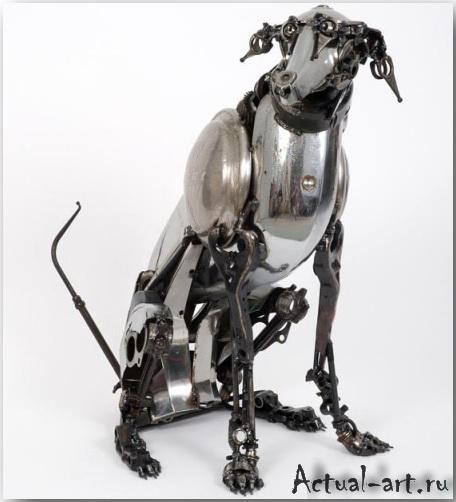 Джеймс Корбетт (James Corbett)_Sculpture_22