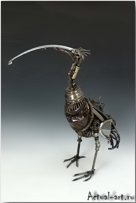 Джеймс Корбетт (James Corbett)_Sculpture_23