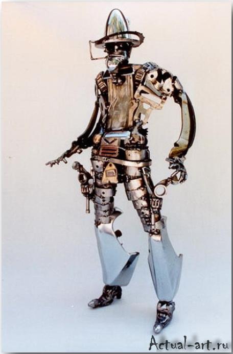 Джеймс Корбетт (James Corbett)_Sculpture_24