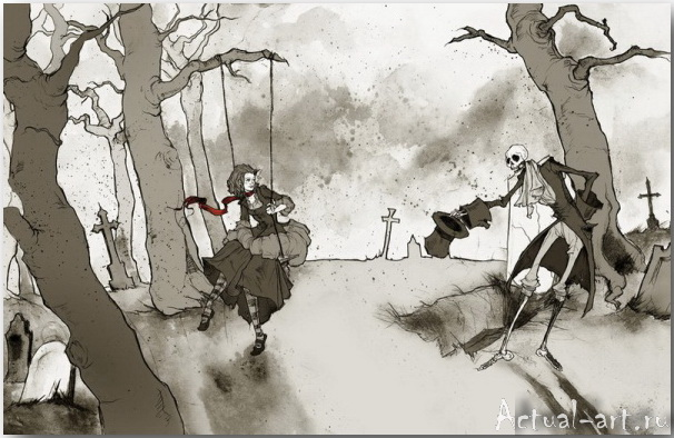 Абигайль Ларсон (Abigail Larson)_illustration_01