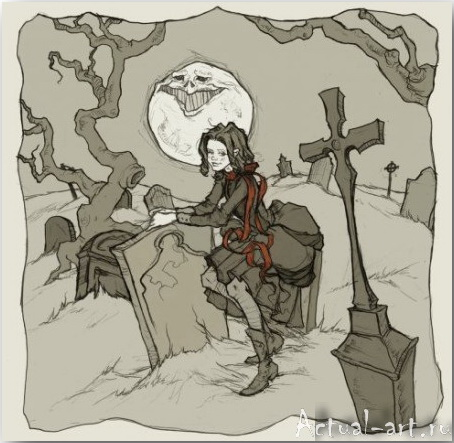 Абигайль Ларсон (Abigail Larson)_illustration_03