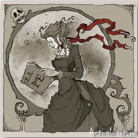Абигайль Ларсон (Abigail Larson)_illustration_05