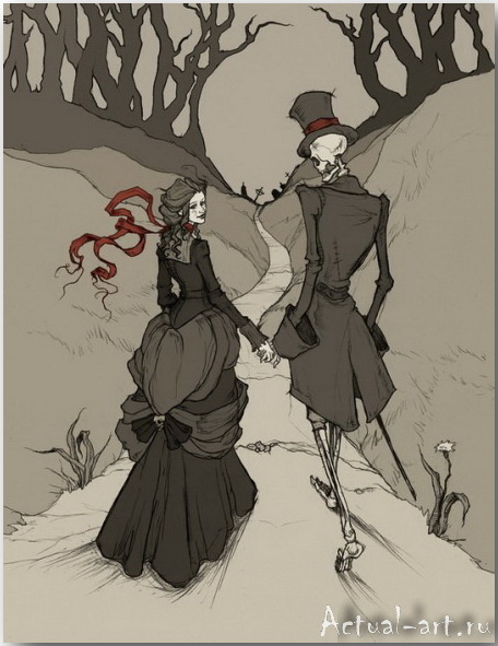 Абигайль Ларсон (Abigail Larson)_illustration_06
