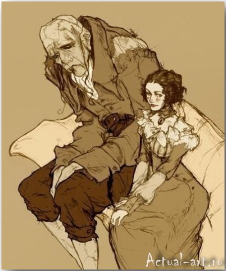 Абигайль Ларсон (Abigail Larson)_illustration_08