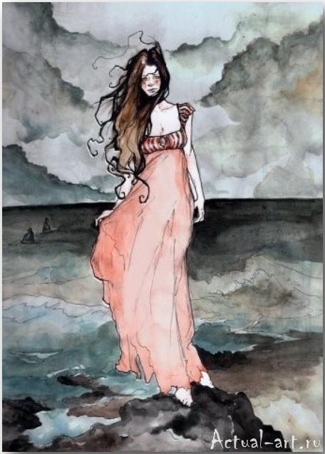 Абигайль Ларсон (Abigail Larson)_illustration_09