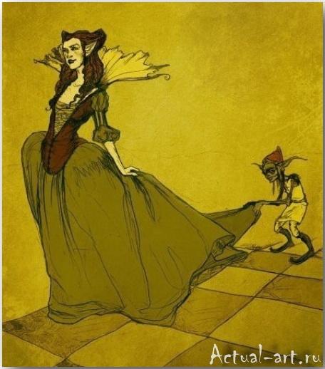 Абигайль Ларсон (Abigail Larson)_illustration_11