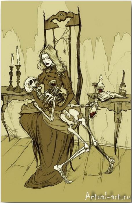 Абигайль Ларсон (Abigail Larson)_illustration_14