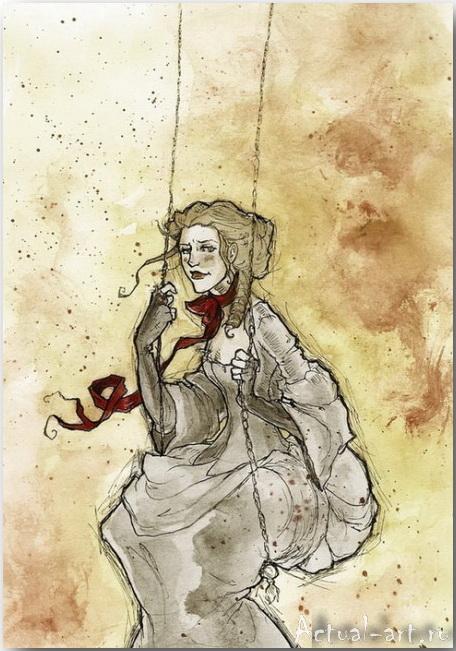 Абигайль Ларсон (Abigail Larson)_illustration_15