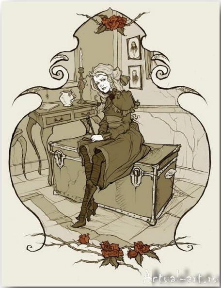 Абигайль Ларсон (Abigail Larson)_illustration_16